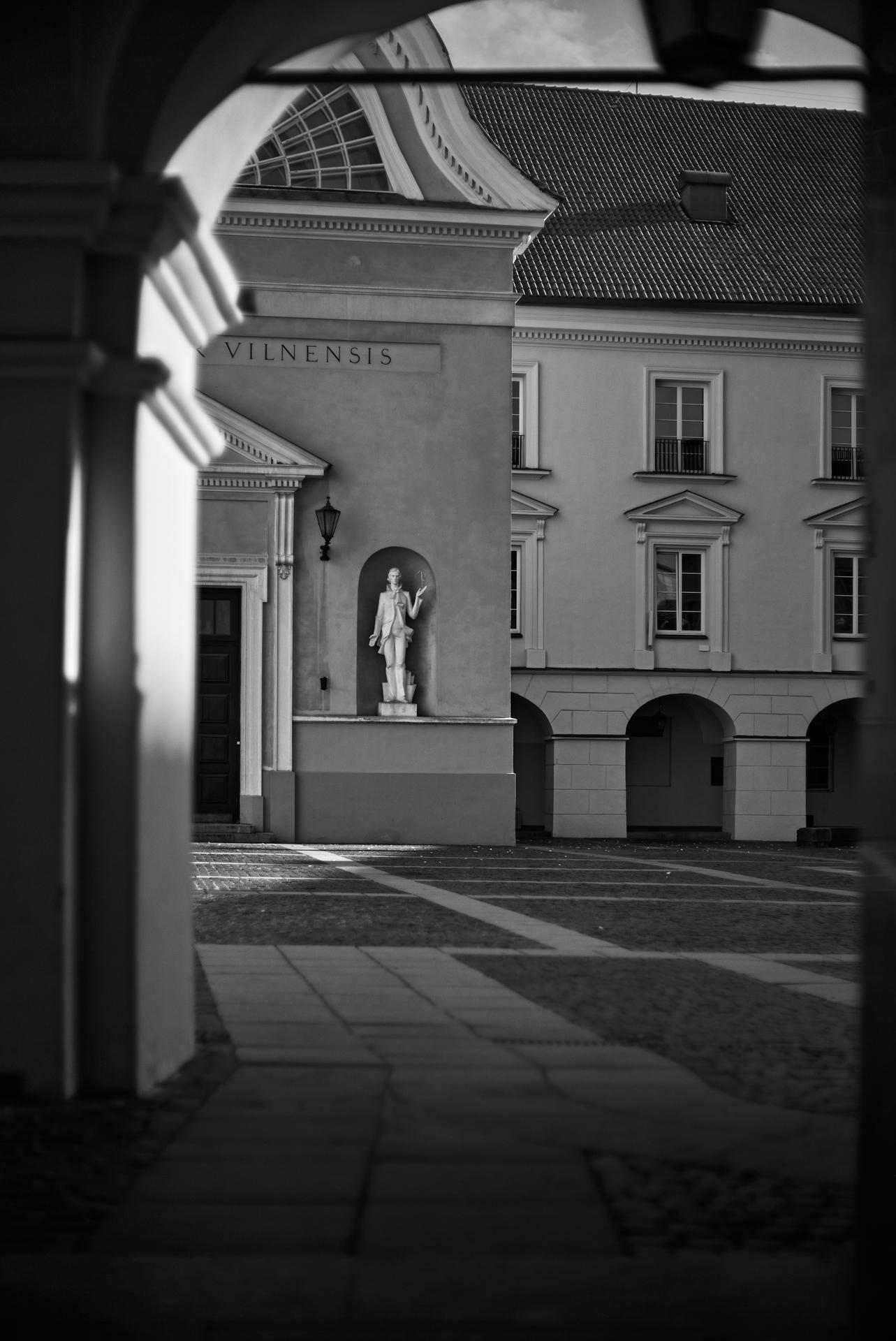 "One ""Vilnius – Following the Traces of the Photographers: Józef Czechowicz, Stanisław Filibert Fleury and Jan Bułhak"""