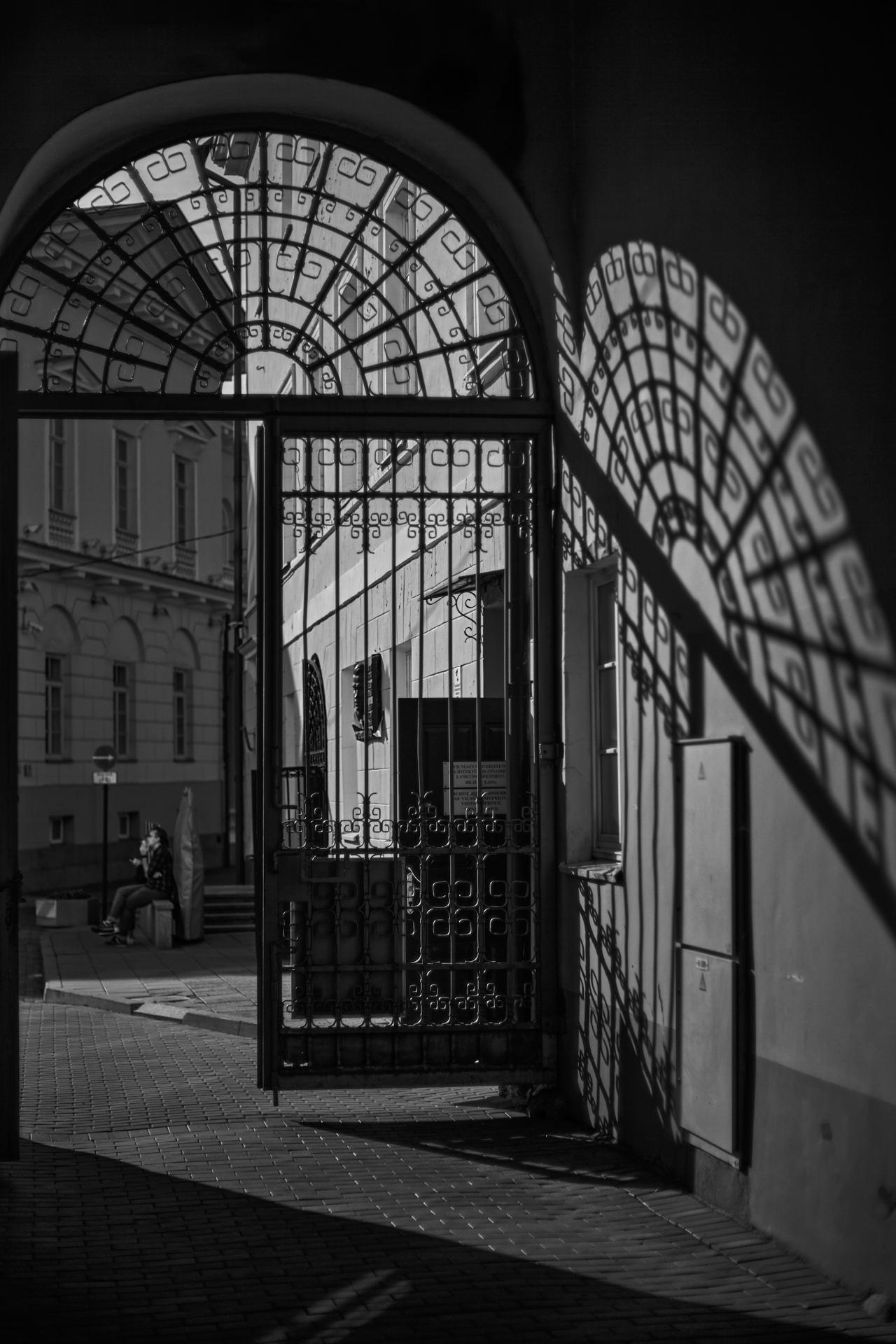"Gate ""Vilnius – Following the Traces of the Photographers: Józef Czechowicz, Stanisław Filibert Fleury and Jan Bułhak"""